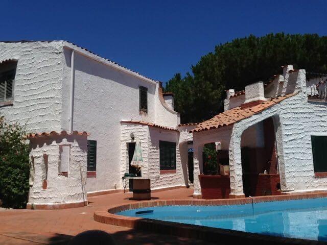 Villa Olmi - Carini - Casa de camp