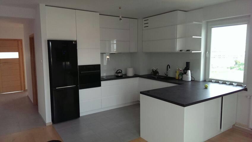 Apartament z widokiem i jacuzzi - Reda - Apartment