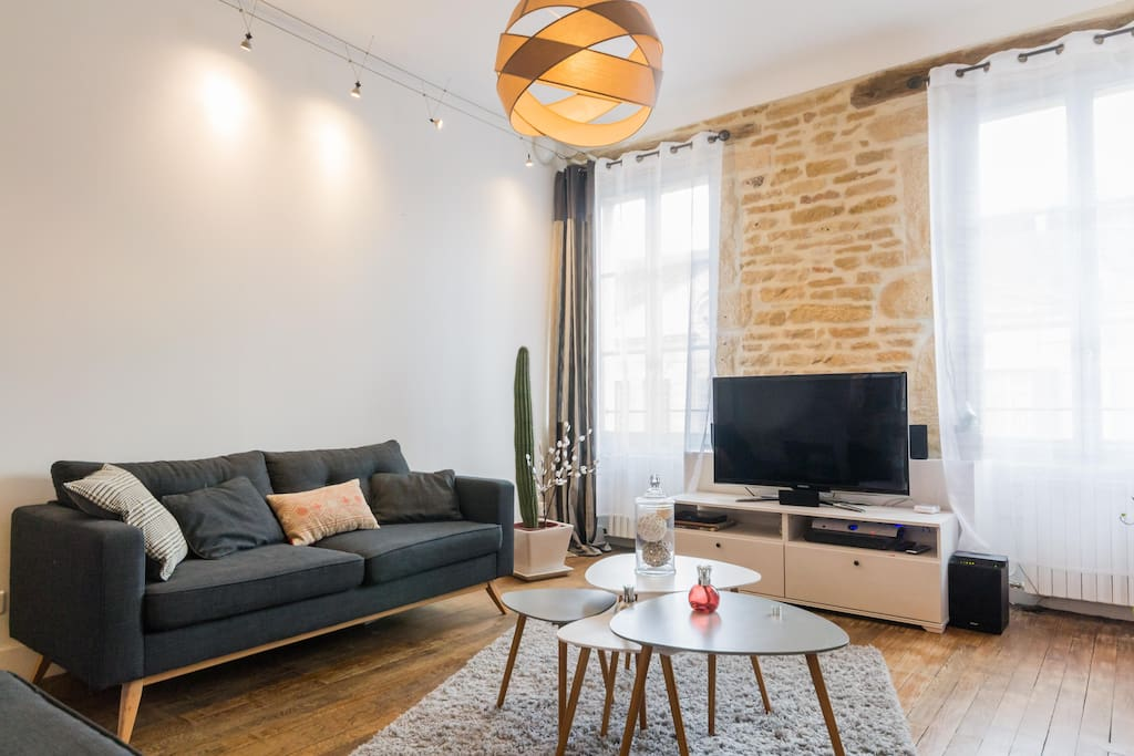 Chambre cosy centre historique appartements louer for Chambre a louer dijon