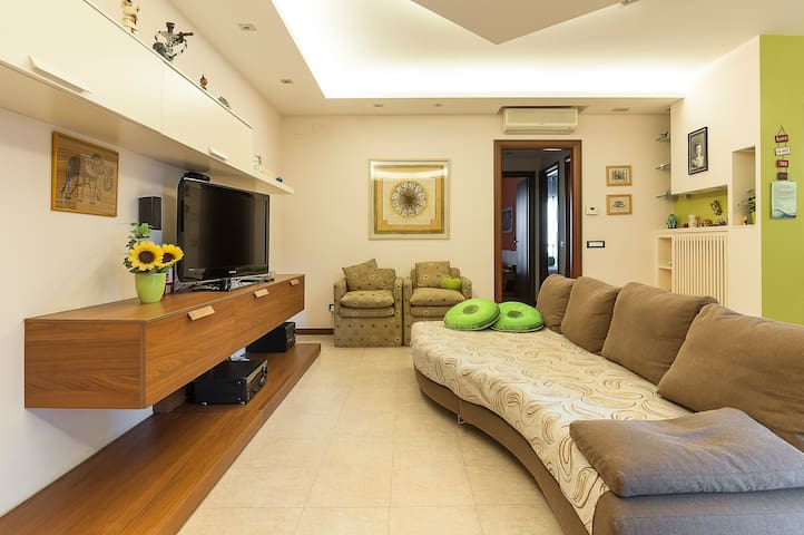 Moderno appartamento zona centrale