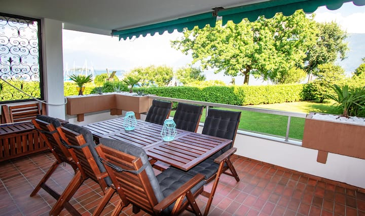Sunstyle Apartment - Brissago