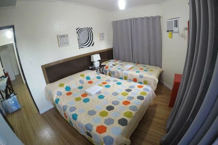 S&R Homes, 3BR / 7-8pax nr Jaro CERES bus terminal