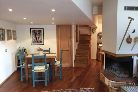 La casa Blu - Apartment