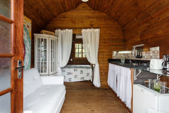 Couple Getaway.Private Chalet