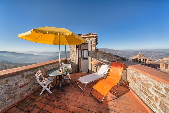 Casa Vacanze Castel del Pozzo - Dicomano - Lägenhet