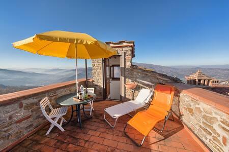 Casa Vacanze Castel del Pozzo - Dicomano - Lejlighed