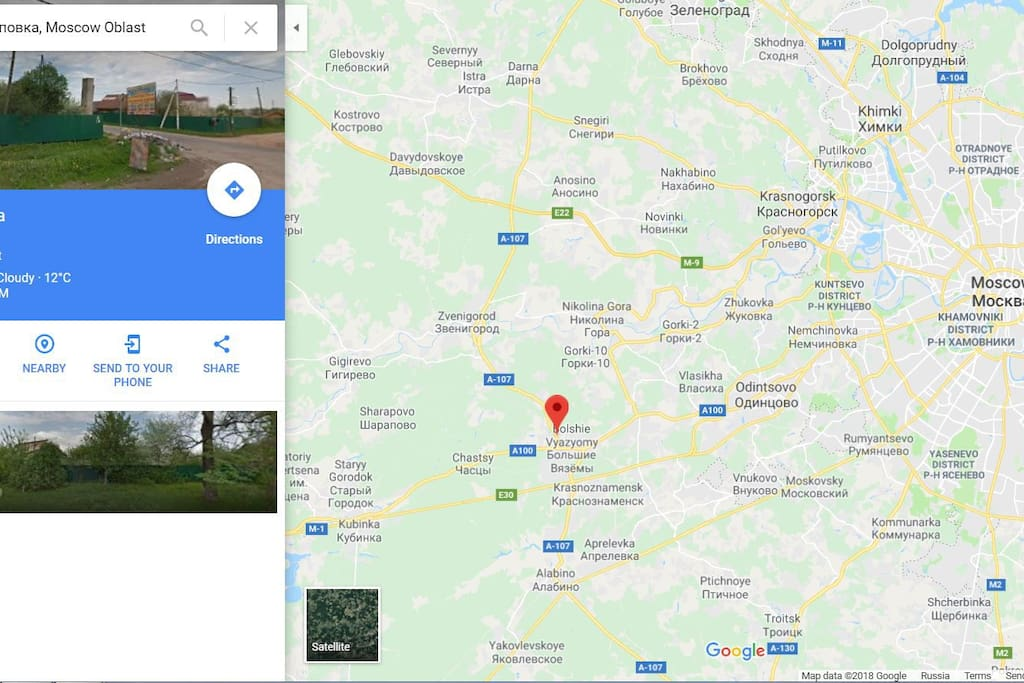 Airbnb does not find the correct coordinates of our house and therefore I attach a screenshot from Google maps. Airbnb не находит верные координаты нашего дома и поэтому прикладываю скриншот из гугл карт.