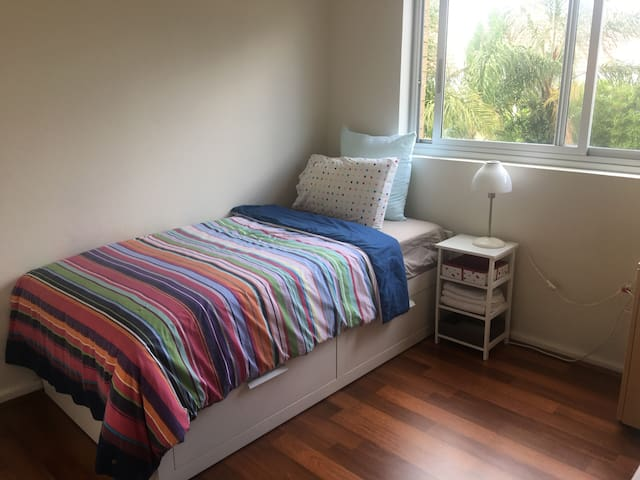 Private light-filled room in Kirribilli