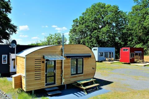 Tiny Ferienpark am Alfsee Tiny House Black Beauty
