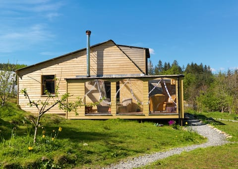 """Meadowsweet Forest Lodge, the """"Honeymoon Suite"""""""