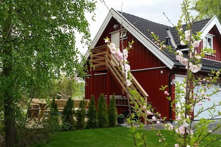 Cozy loft close to the nature - Vestfossen / Ormåsen - 阁楼