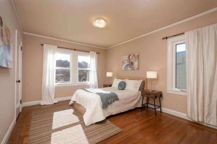 Safe, Private & Cozy 1 Bedroom 6m SFO / 4m Bart