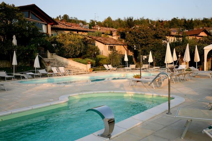 Casa Vacanza + piscina di Ca' San Sebastiano