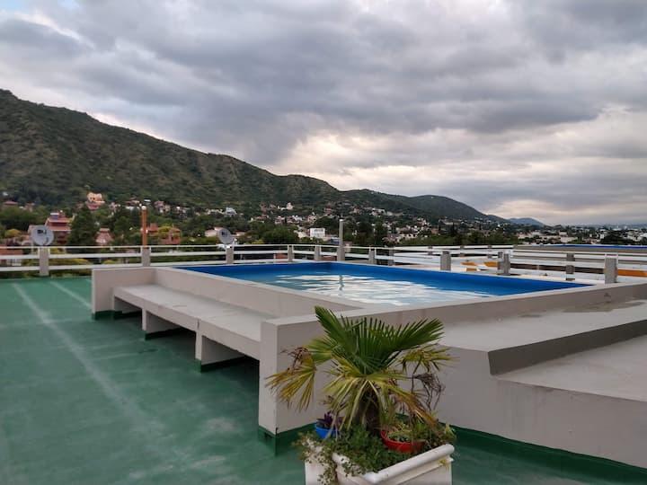 Excelente Departamento en Villa Carlos Paz