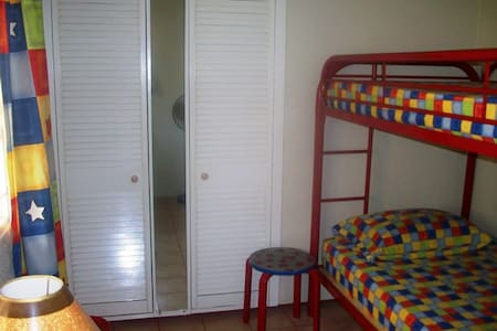 Single room in relaxing guest house - Oistins