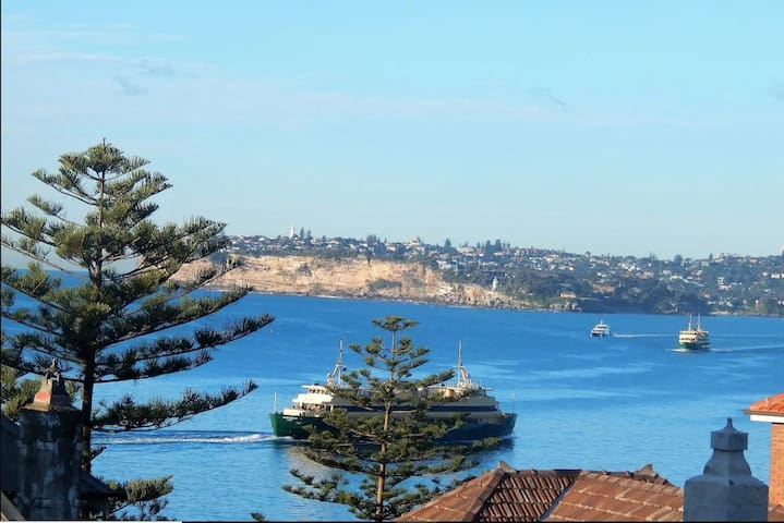 Perfect Location! Amazing Views! Steps from beach!