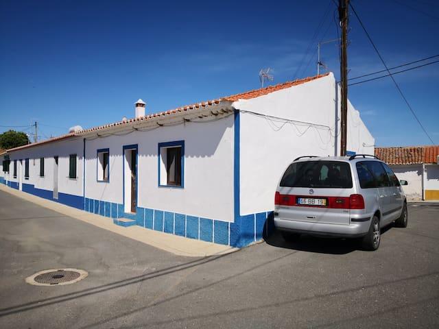 Casa do Largo, Moreanes, Mina S. Domingos, Mértola