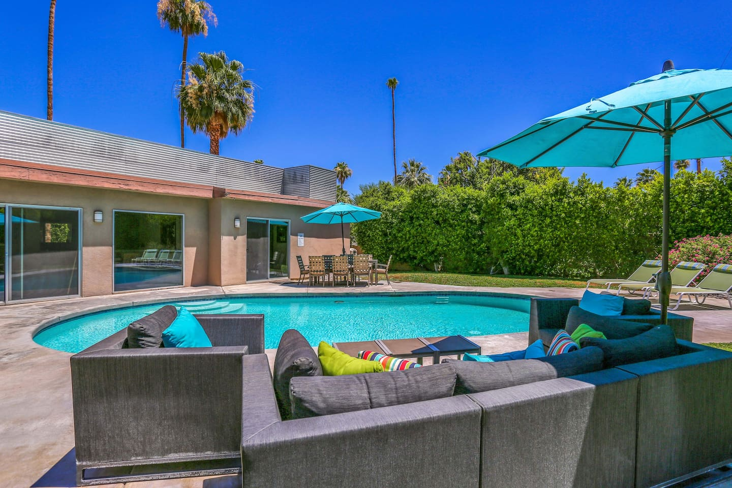 Welcome to Palm Springs! This fantastic home is professionally managed by TurnKey Vacation Rentals.