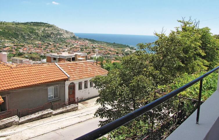 Holiday apartment with 2 bedrooms on 120m² in Balchik