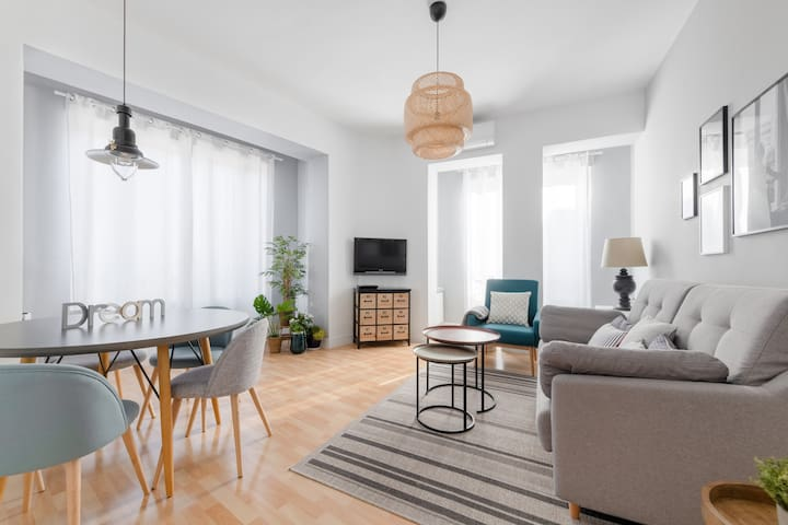 Cozy & Refurbished Apartment in La Latina