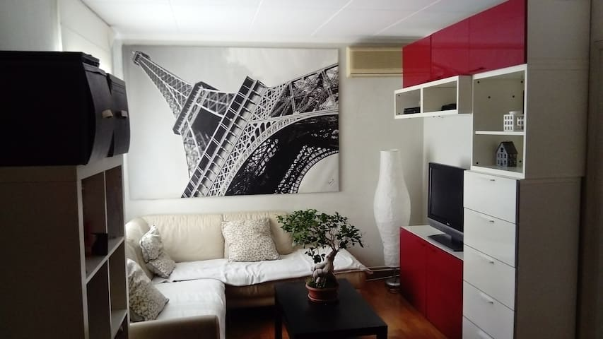Double room in a nice home & best neighborhood :)