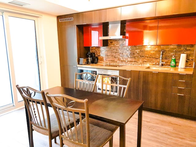 Spacious 1 BR across CN Tower & Convention Ctr