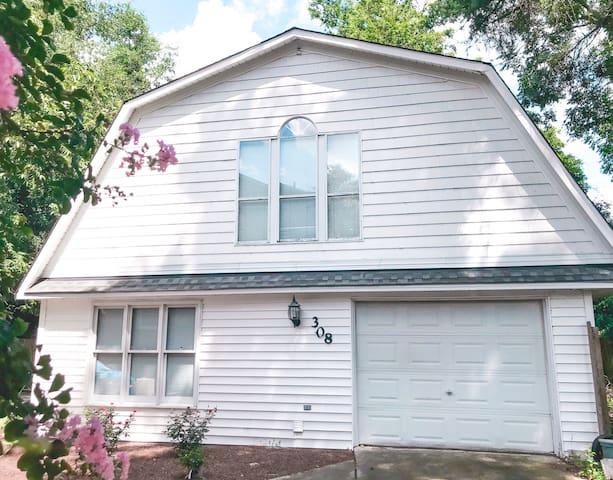 Historic Haymount Modern Farmhouse