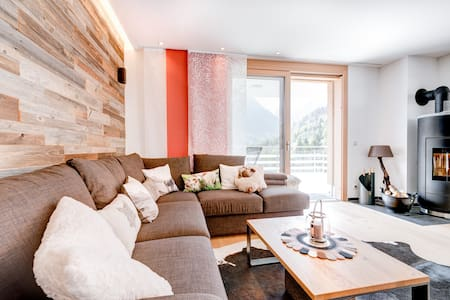 Appartement Zimbablick - Bürserberg