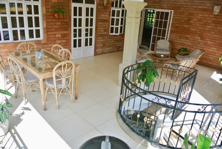 Chez Govinda- In an authentic Mauritian village