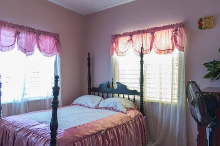 Live as a local in Mobay -bedroom#2 - Montego Bay - Bed & Breakfast
