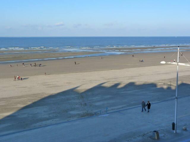 Meublé tout confort face à la mer - Dunkerque - Wohnung