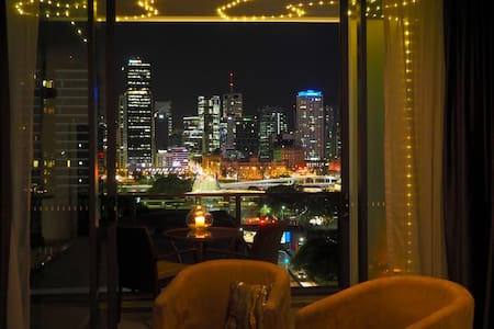 Stunning Southbank Stay - South Brisbane - Appartement
