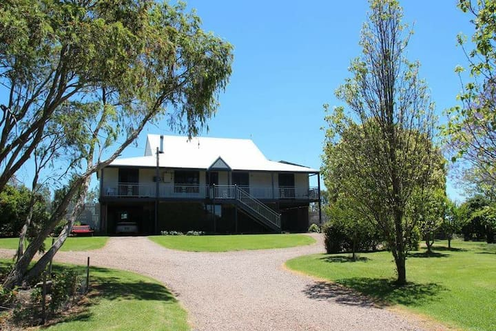 Historic Hunter Valley Morpeth area farmhouse - Millers Forest