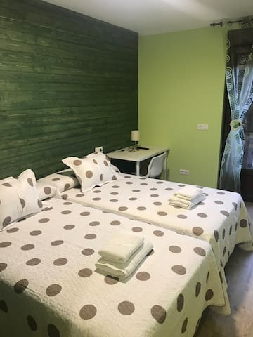 Private room in Cangas de Onís