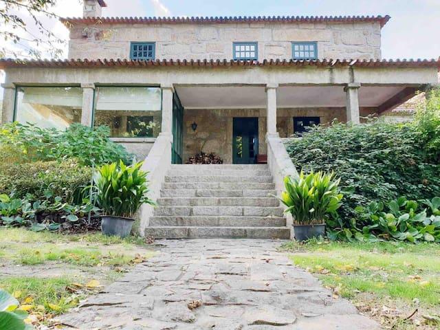 Casa de Charme, entre o Douro e o Tâmega