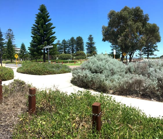 South Beach Cottage - Fab location -458 South Tce - South Fremantle - House