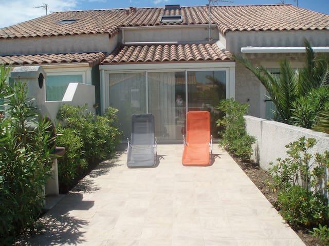 Très belle villa pour des vacances reposantes - Port-la-Nouvelle - Villa
