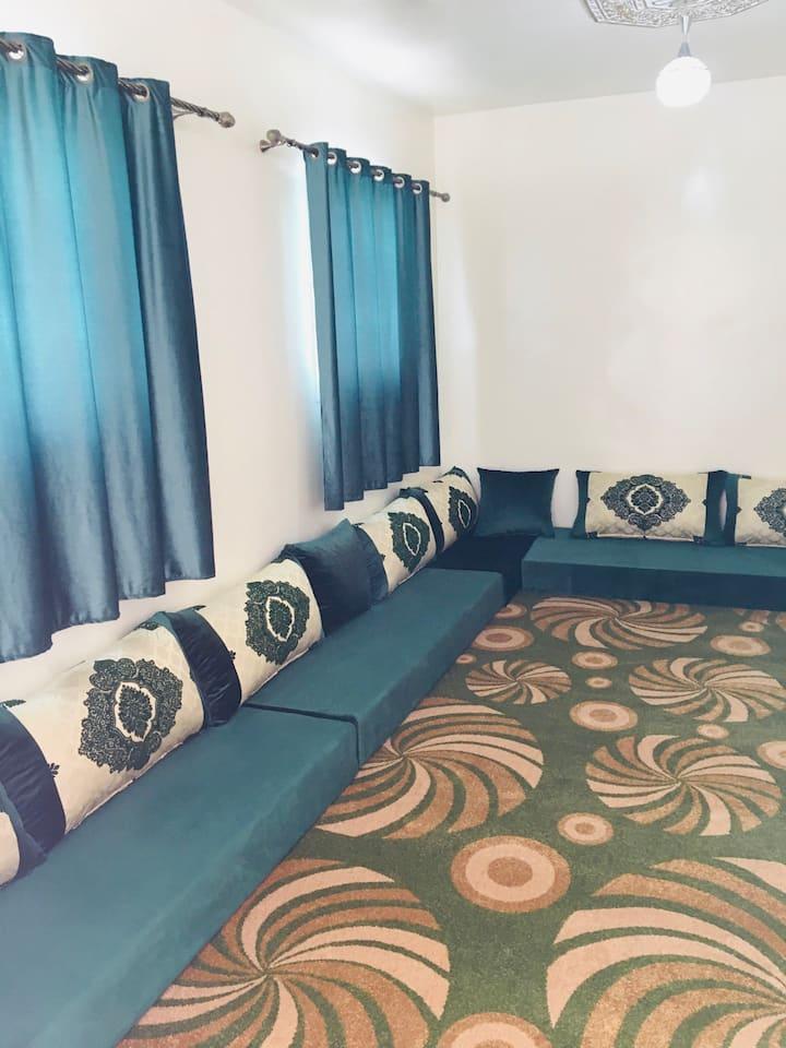 Bleu-Iris Apartment