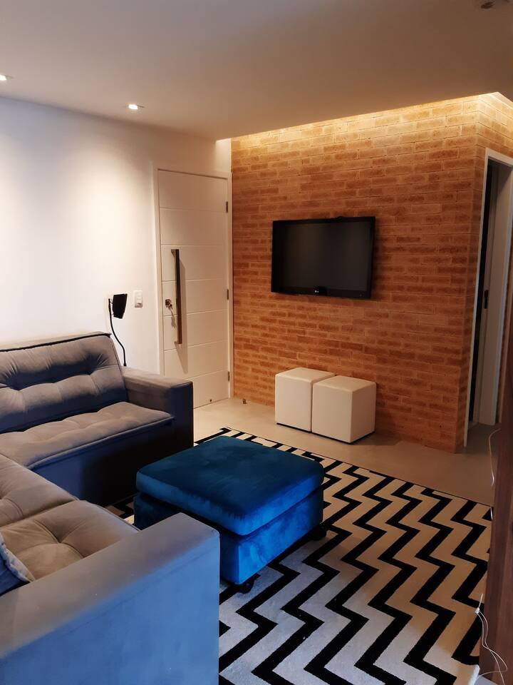 Apartamento Moderno na Barra da Tijuca