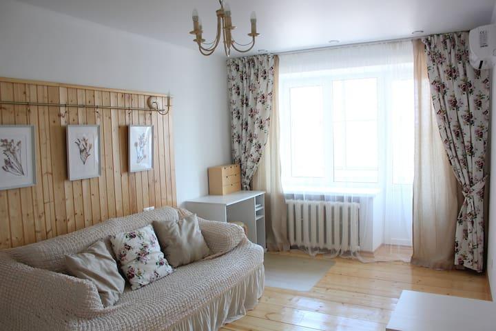 Дизайнерская квартира в стиле прованс