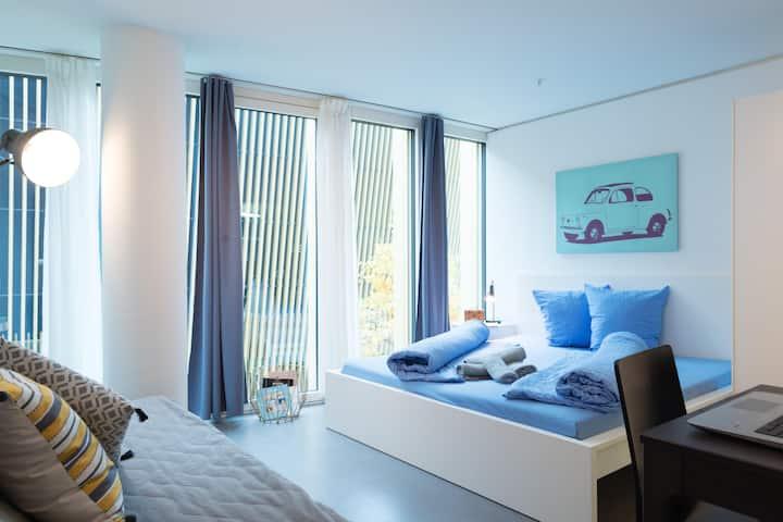 Modern KKL III Apartment
