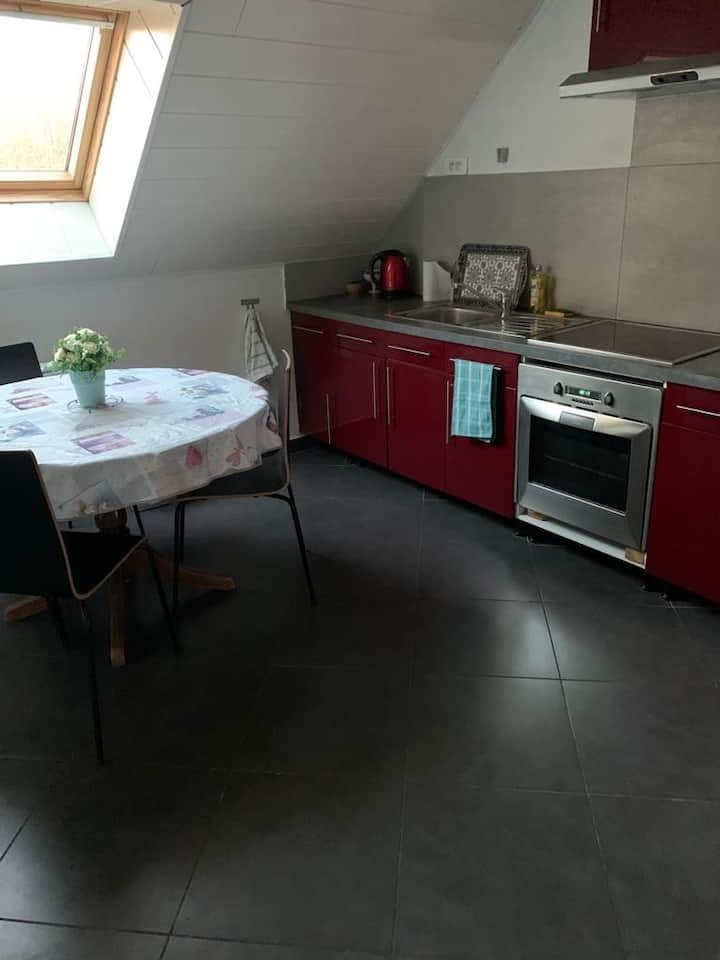 Appartement T2, Wattignies-Lille