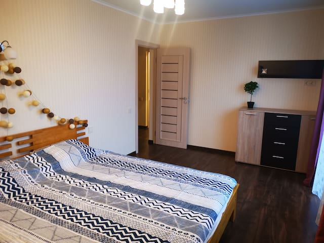 Cozy apartment in the center of Ventspils