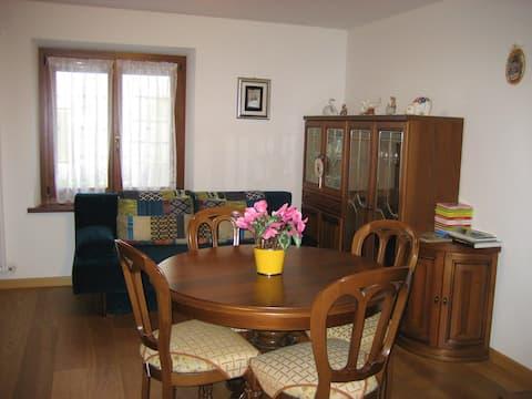 Apartamento por Jolanda