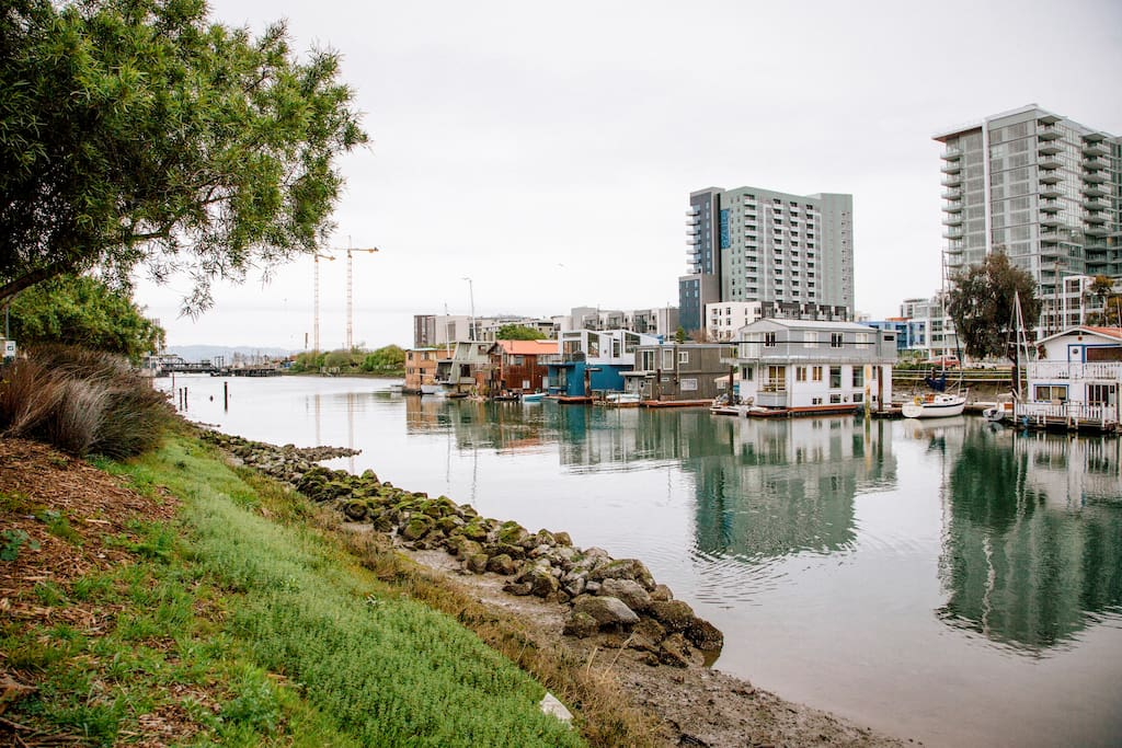 Foto de Mission Bay en SoMa