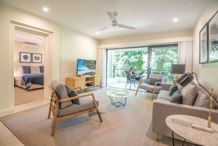 Noosa Springs One Bedroom self contain apartments