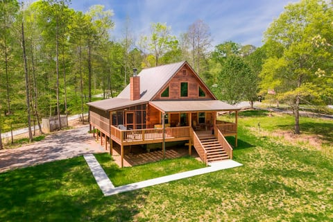 Goodhope River Cabin & Lake House