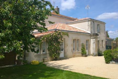 La Forge aux Ecuries du Château en Vendée, - Nieul-sur-l'Autise - 独立屋