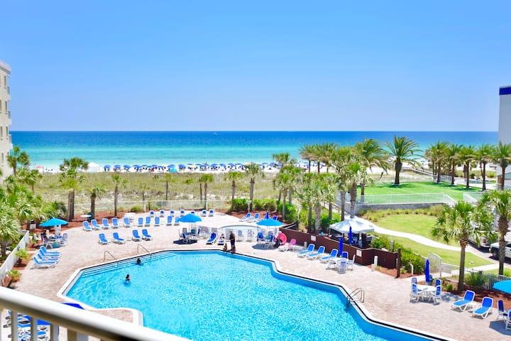 411 Destin West Resort - Gulfside