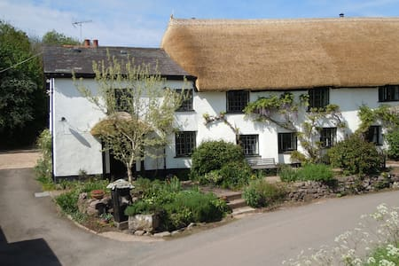peaceful, rural b & b near Exeter - Thorverton